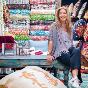 Victoria Durrer-Gasse in La Galleria Elefante