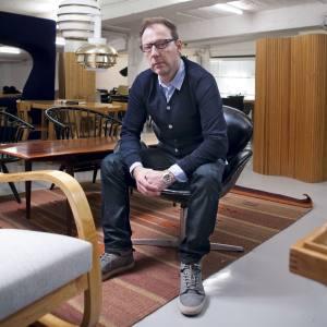 Artek owner Juhani Lemmetti