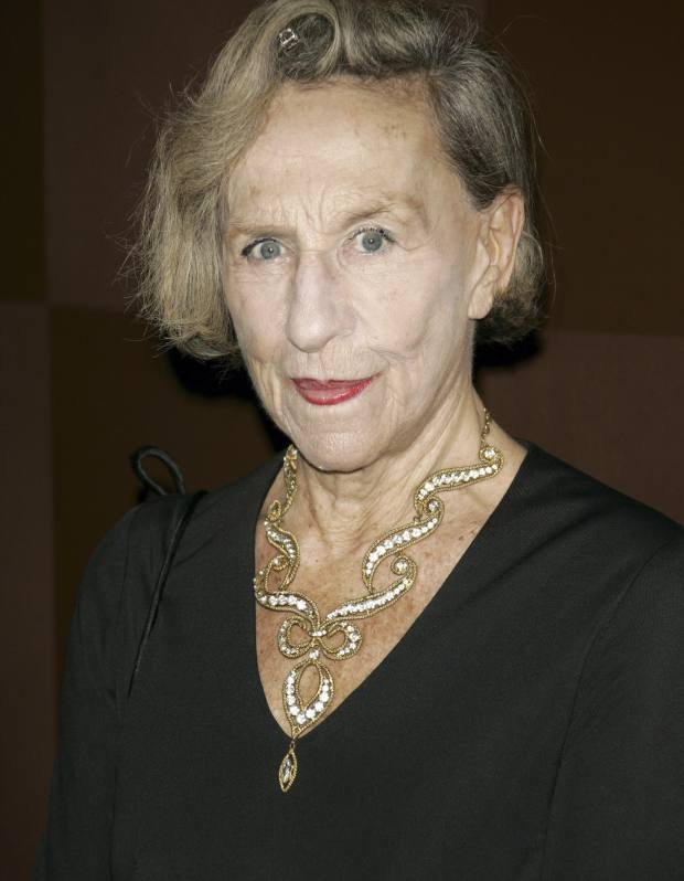 The late Andrée Putman