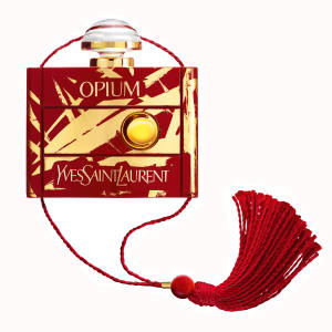 Yves Saint Laurent limited edition Opium, £1,700 EDP