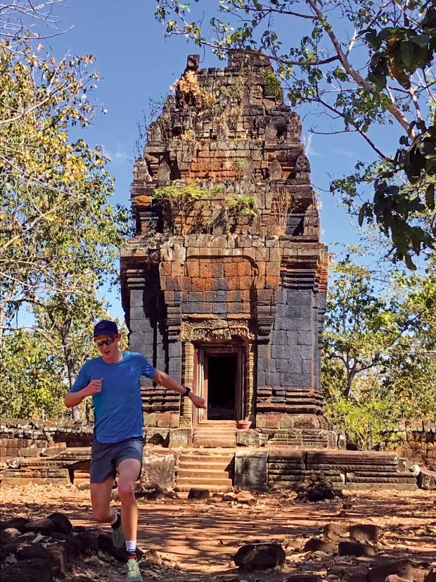 Prasat Neang Khmau temple