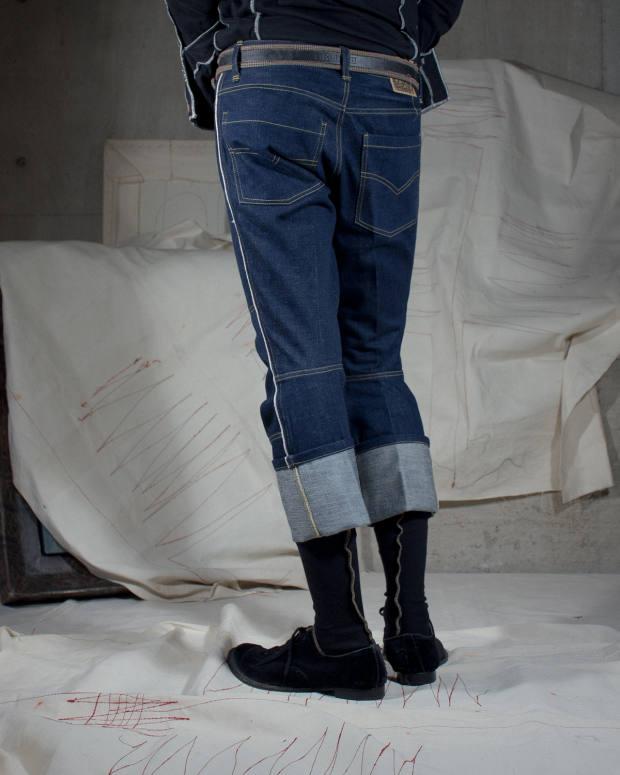 Christopher Nemeth jeans, ¥20,000