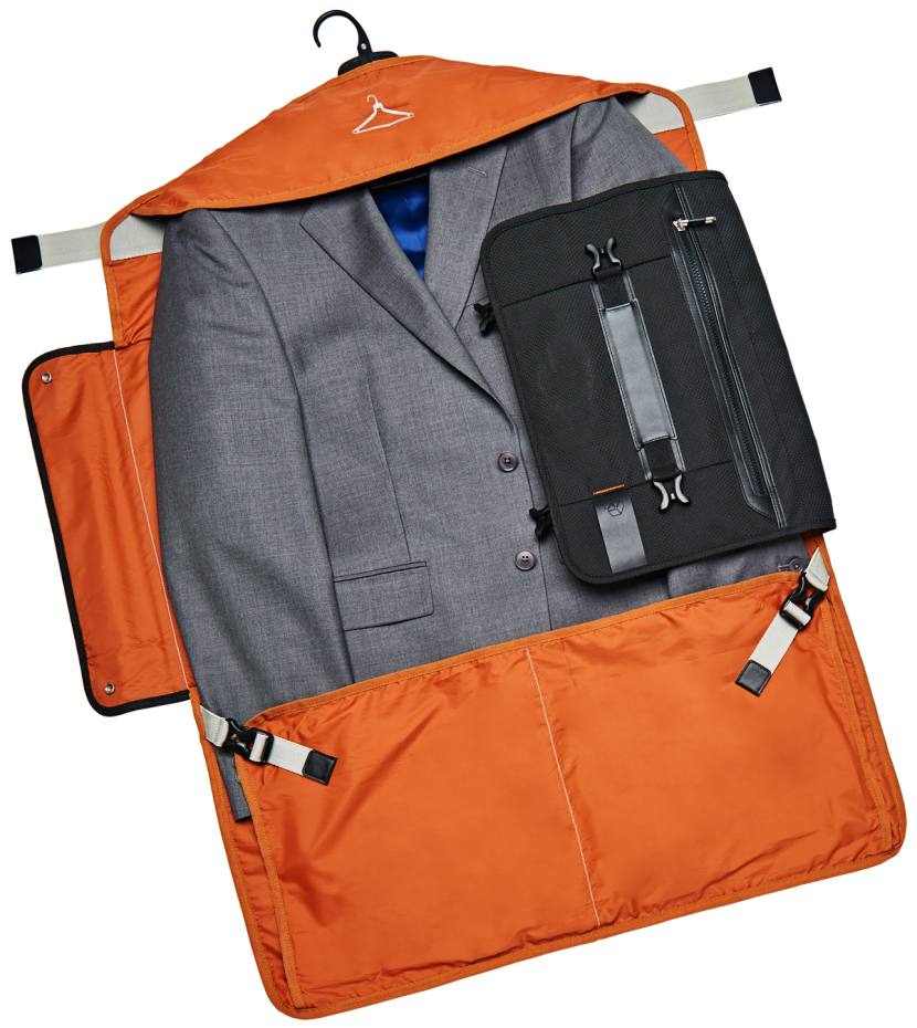 f291e0dbfc How could I pack my suit in a rucksack  This devilishly clever bag ...