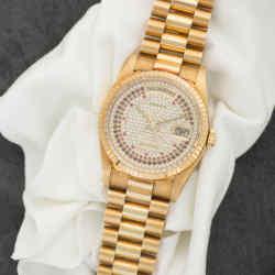 Rolex Day-Date, $36,500