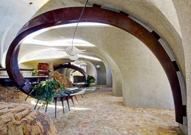High Desert House's bespoke interior by John Vugrin