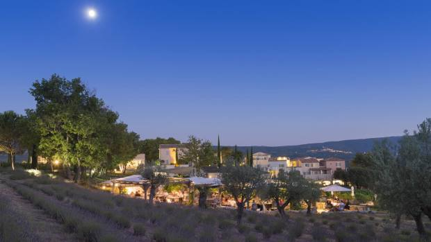 The Cycling in Provence Experience includes dinner at Le Bistrot