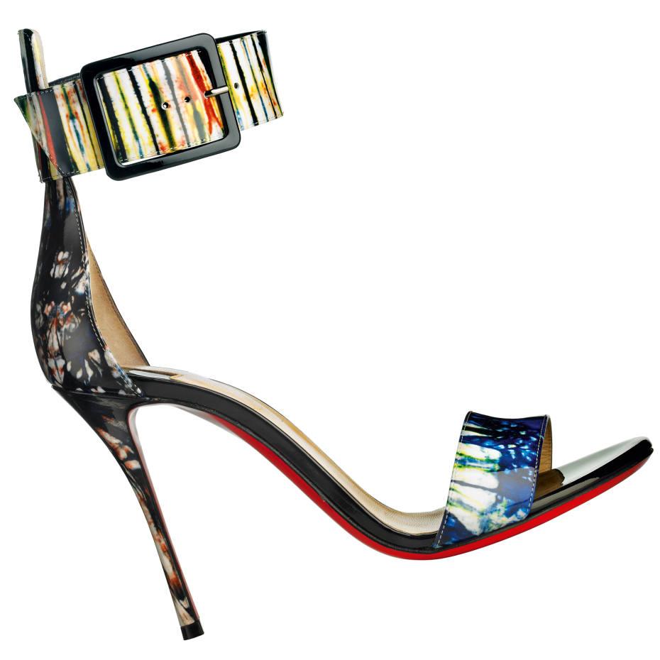 5eb5fec8bb10 Christian Louboutin Blade Runana heels