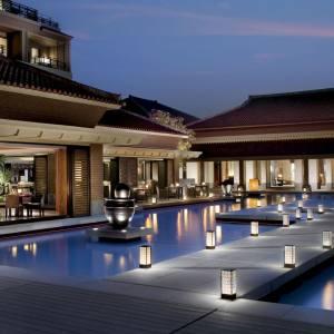 The Ritz-Carlton, Okinawa, set inside the exclusive Kise Country Club