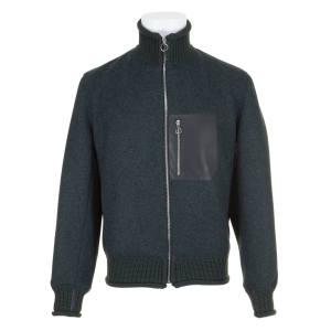 Reversible leather blouson, €1,875