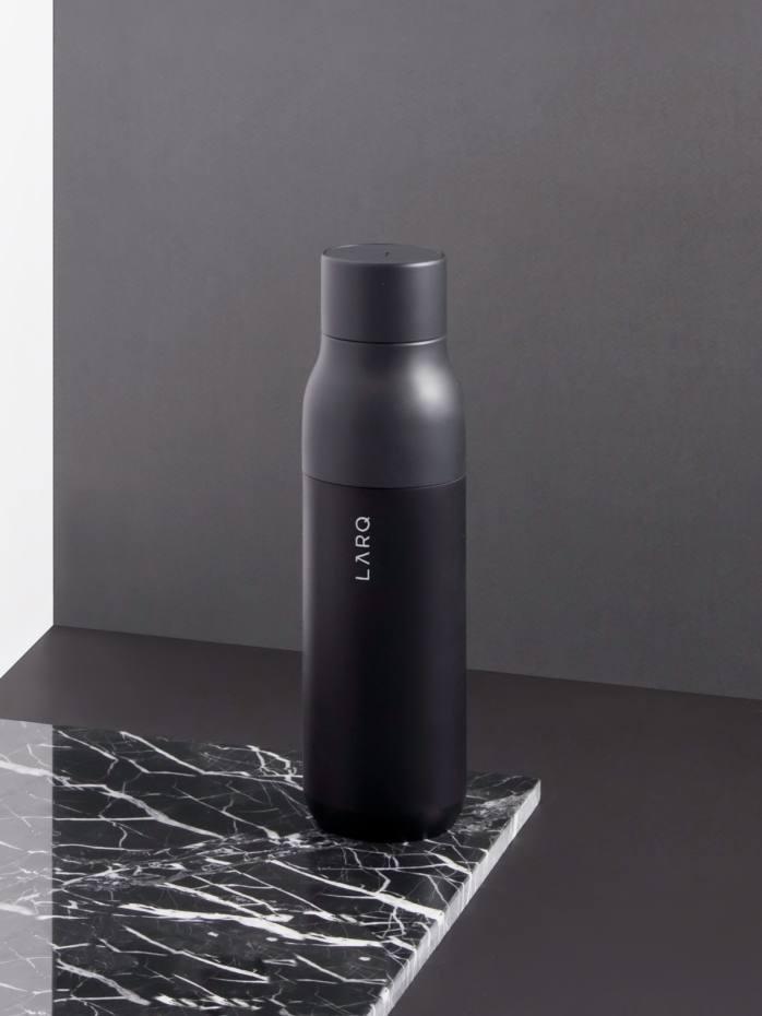 Larq bottle, £95