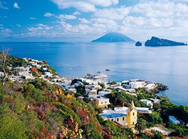 The Aeolian island of Panarea
