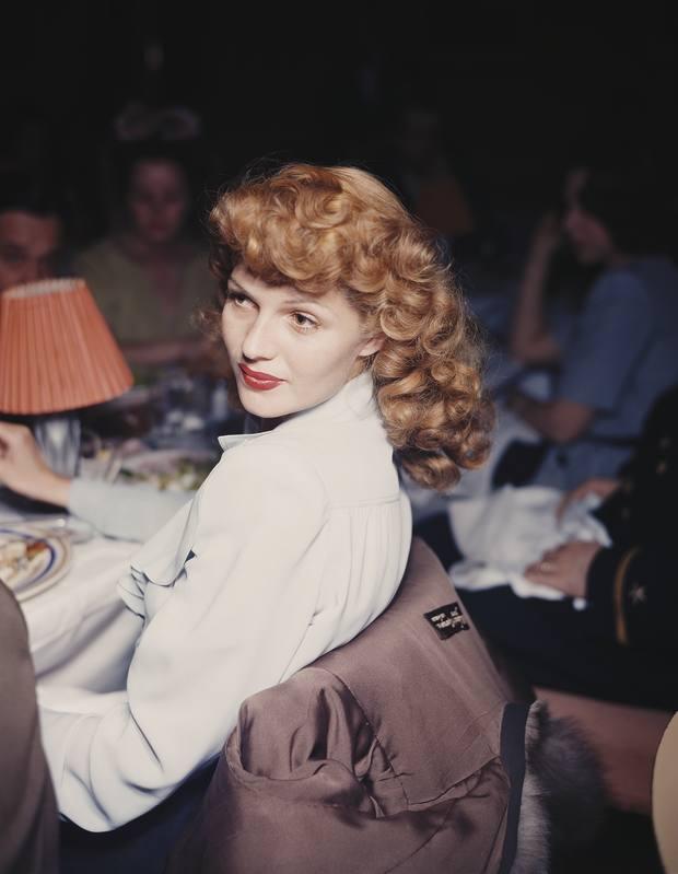 Rita Hayworth, c1944