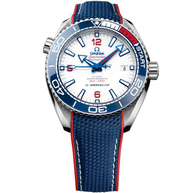 Omega Seamaster 36th America's Cup, £5,650