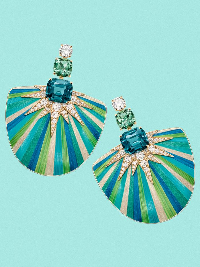 Piaget Sunlight Escape earrings, price on request