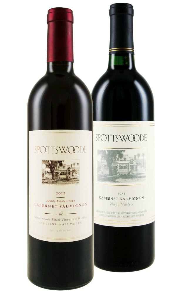 You don't have to give a whole case. A pair of reds on the theme of 'California now and then' could be very interesting
