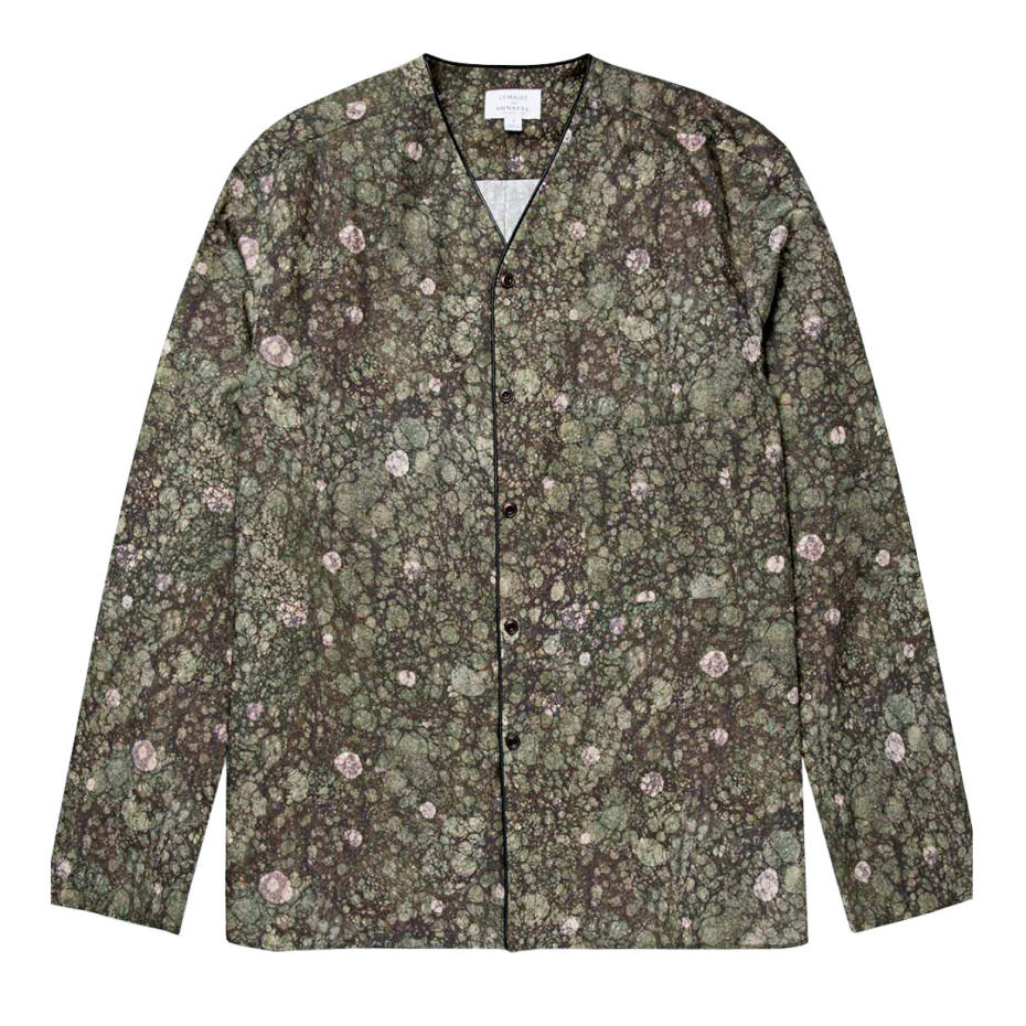 Sunspel x Lemaire printed shirt-jacket, £245