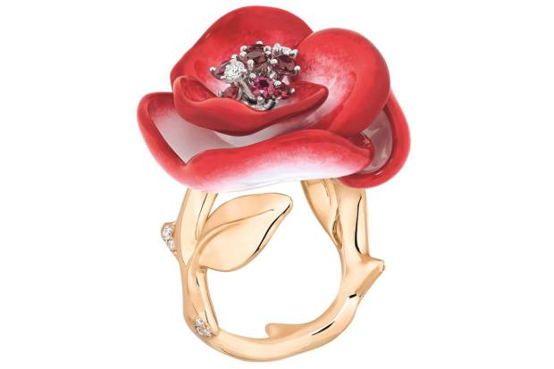 Dior Rose Dior Pop ring, from £21,600