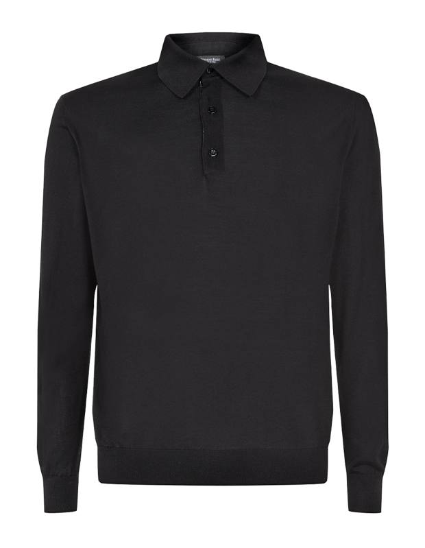 Stefano Ricci silk polo shirt, £975