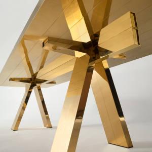 Tom Dixon Mass table, £25,000