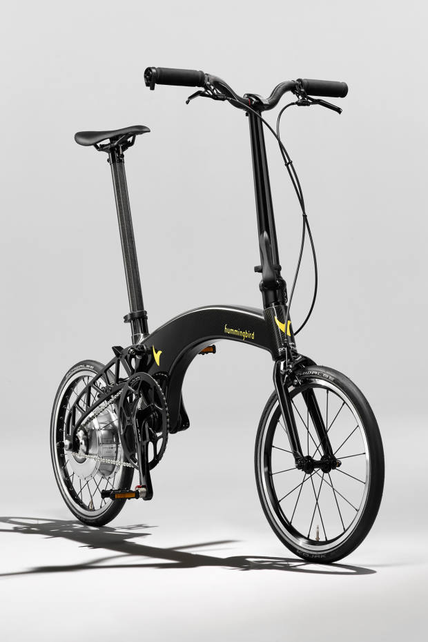 Hummingbird Electric, from £4,495