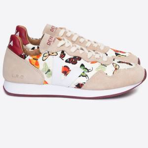 Veja x Deyrolle trainers, £150