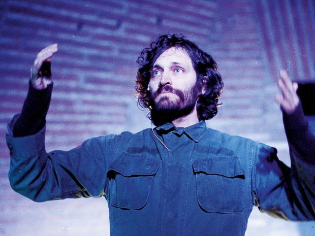 Vincent Gallo in Curi's Kaisar Verità Negate (2005)