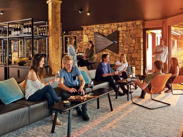 Vasse Felix's Wine Lounge is a local highlight