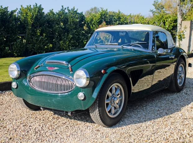 1965 3000 MKIII BJ8, £63,000 from John Chatham Cars