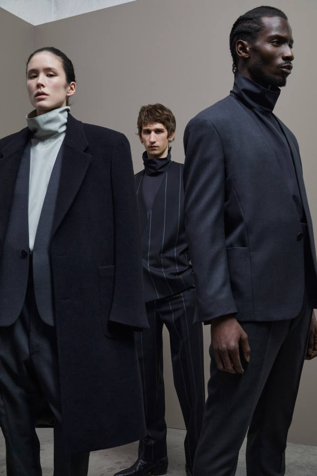 The Ermenegildo Zegna and Fear of God collection has been unveiled