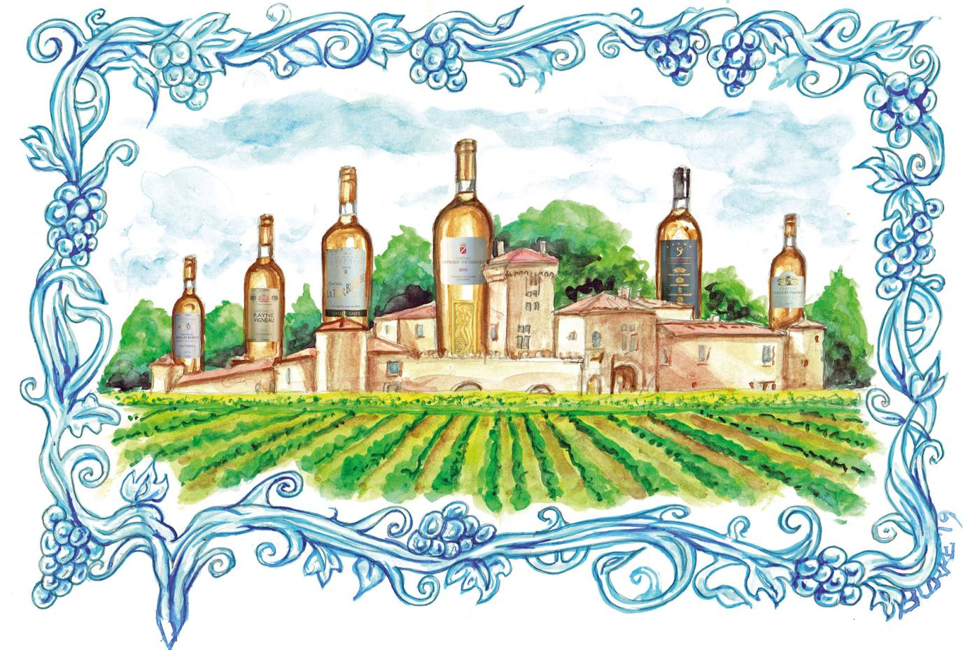 The sweet new success of sauternes