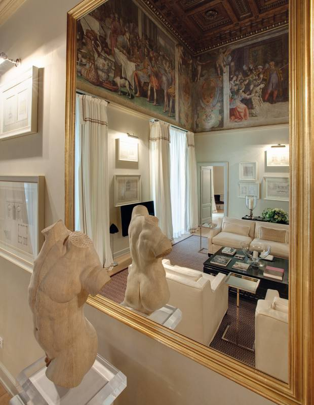 Palazzo Tornabuoni, Florence, studios from €850,000 through Knight Frank