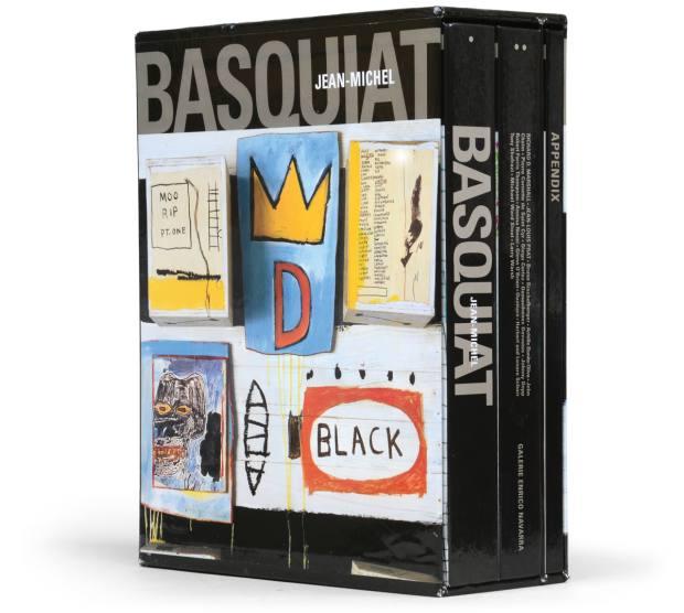 Jean-Michel Basquiat Catalogue Raisonné, £3,000, from Peter Harrington Rare Books
