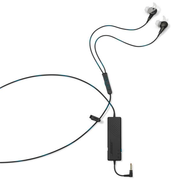 Bose QuietComfort in-ear headphones, £260