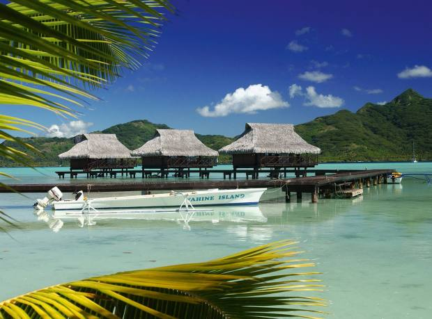 Vahine Private Island Resort in French Polynesia