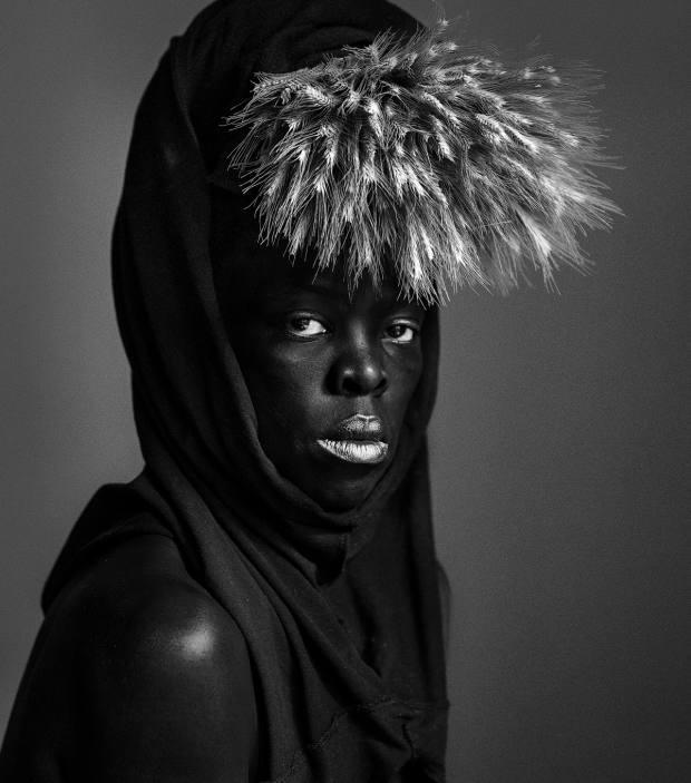MaID IV, New York, 2018, by Zanele Muholi