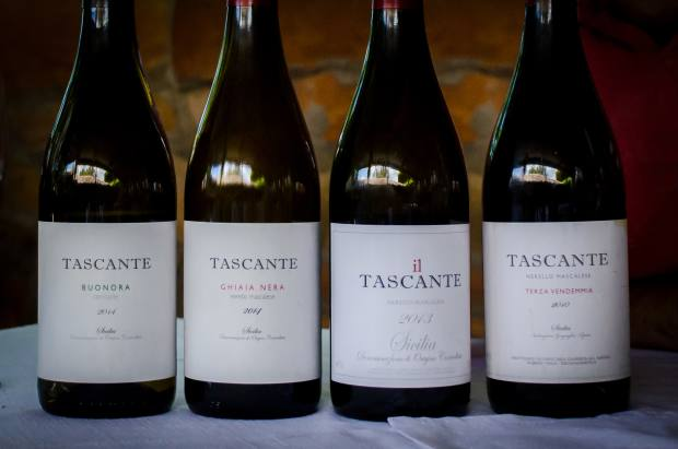 Tascante works with famed oenologist Carlo Ferrini on its wines