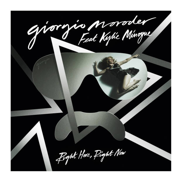 Right Here, Right Now by Giorgio Moroder and Kylie Minogue