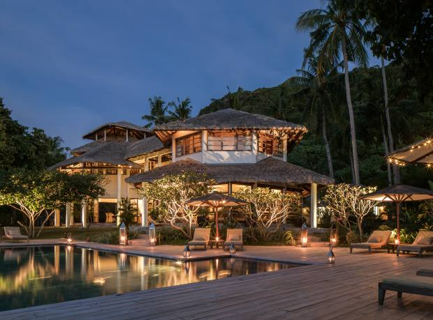 The Lodge at Ariara Island