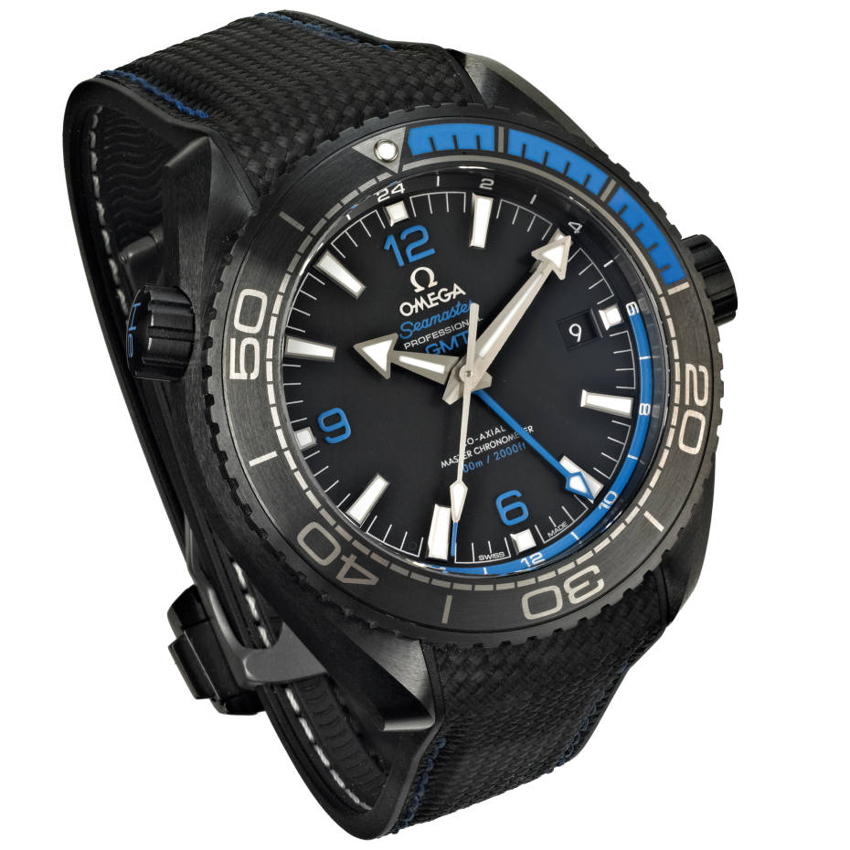 Omega Planet Ocean 600m co-axial watch, £7,900