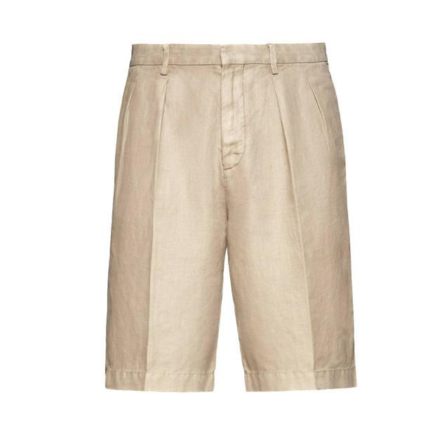 Z Zegna linen shorts, £170