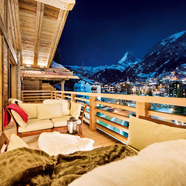 Chalet Elbrus, part of Haute Montagne's 7 Heavens Chalets development