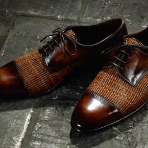Berluti Derby shoes, £950