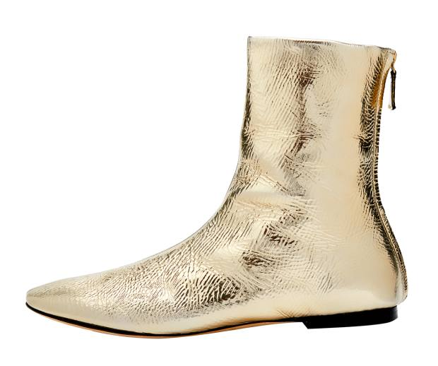 Victoria Beckham calfskin Dance boots, £950