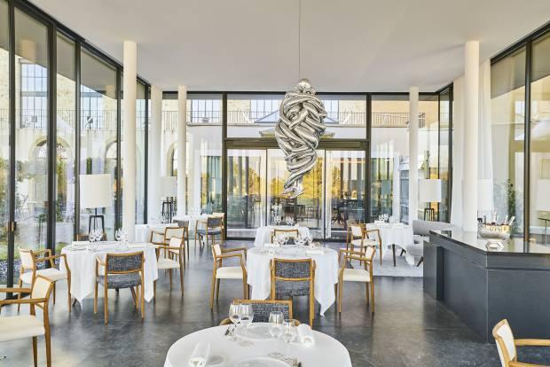 Louison, Gérald Passédat's restaurant