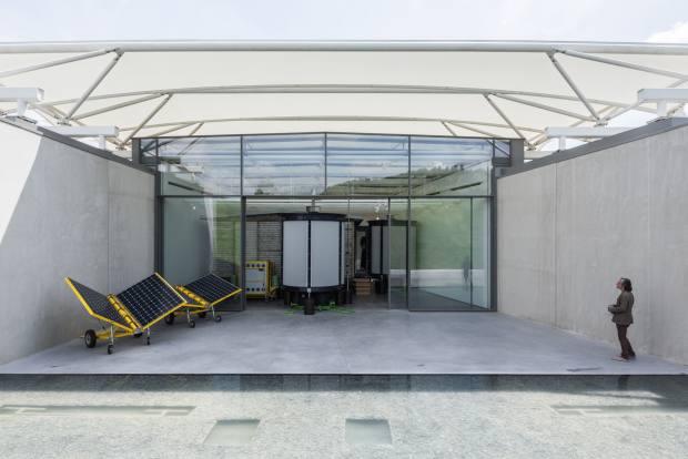Villa La Coste's Renzo Piano-designed art gallery