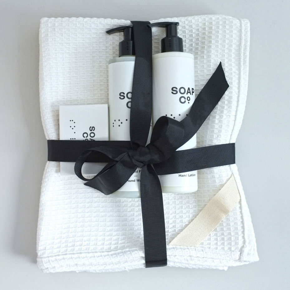 The Soap Company Bather gift set, £42.50
