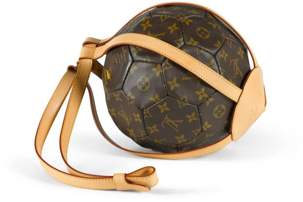 Louis Vuitton limited-edition 1998 World Cup football, £3,000-£5,000