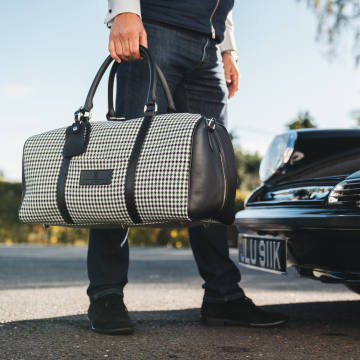 The Paul Stephens Clubsport holdall, £695