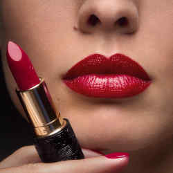 By Kilian's Le Rouge Parfum collection infuses bold red lipsticks with gourmand notes of vanilla-laden marshmallow and sweet orange blossom