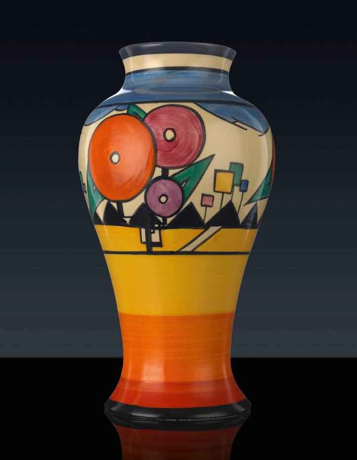 Collecting Clarice Cliff Ceramics How To Spend It